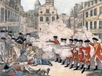 Boston Massacre (Paul Revere / Wikimedia Commons)