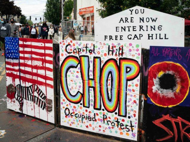 CHOP CHAZ (David Ryder / Getty)