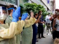 Health Professionals Approve of Floyd Protests During Pandemic