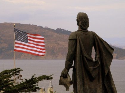 Christopher Columbus San Francisco (debaird™ / Flickr / CC / Cropped)