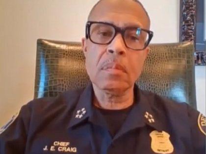 "Detroit Police Chief James Craig on 6/16/2020 ""CNN Newsroom"""