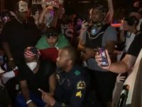 Dallas police officer speaks to protesters 6/2/2020