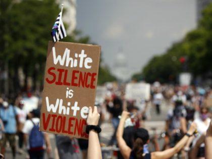 Floyd White Silence Violence AP