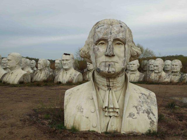 George Washington (Patrick Smith / Getty)