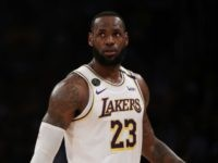 LeBron Won't Wear Social Justice Message on Lakers Jersey