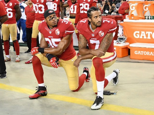 Eric Reid criticizes National Football League teams, including 49ers, on Blackout Tuesday