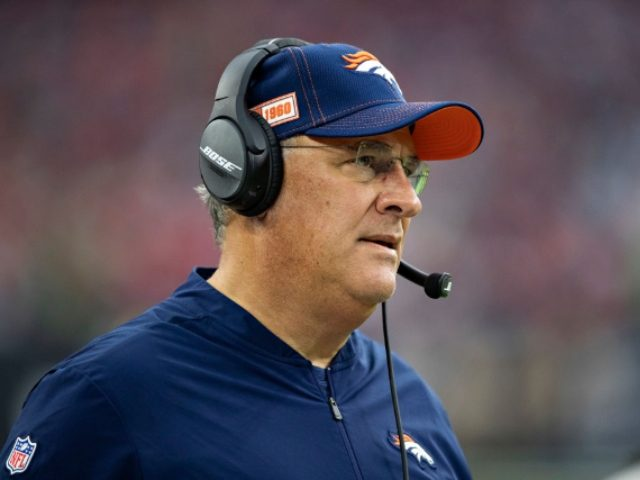 Vic Fangio: 'I don't see racism at all in the NFL'