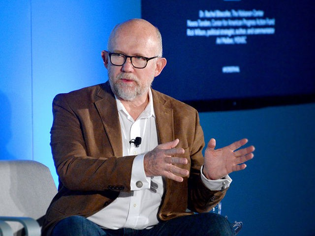 "NEW YORK, NEW YORK - NOVEMBER 07: Rick Wilson speaks on stage at the ""2020 Vision: Political Roundtable"" panel at the on November 07, 2019 in New York City. (Photo by Brad Barket/Getty Images for Fast Company)"