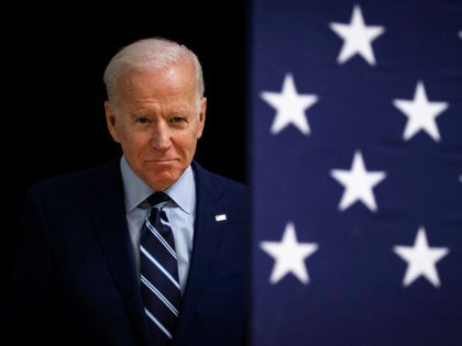 FORT DODGE, IA - JANUARY 21: Democratic presidential candidate, former Vice President Joe Biden arrives during an event at Iowa Central Community College on January 21, 2020 in Fort Dodge, Iowa. With less than two weeks to go until the Iowa caucus, the candidates are making their case to voters …