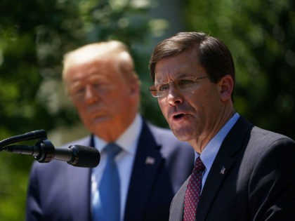 Defense Secretary Mark Esper Says He Was Not Aware He Was Accompanying Trump to St. John's for a 'Photo Op'