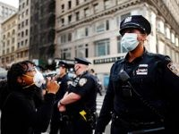 Over 60 NYPD Officers Hospitalized with Serious Injuries Since Riots Began