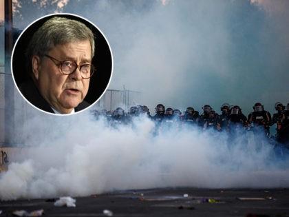 AG William Barr Deploys Federal Riot Teams to Washington, Miami