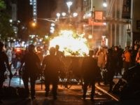 NYC Riot Arsonists to Be Freed from Jail Without Paying Bail