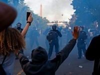ACLU: Tear Gas Used by DC Police 'Grossly Unjustified Use of a Chemical Weapon'