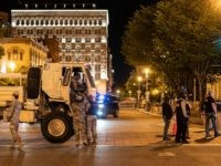 National Guard Members Look for Place to Stay After DC Mayor Kicks Them Out of Hotel
