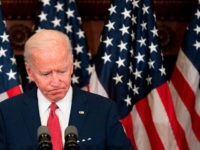 Poll: Only 54 Percent of Voters Think Biden Can Handle Debating Trump