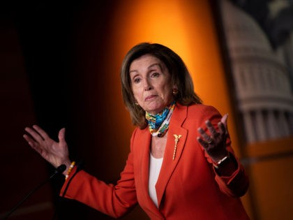 Pelosi: 'Let's Take a Look and See' Whether We Should Pack SCOTUS, 'Maybe We Need More District Courts'