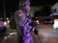 LAPD Arrests Man 'Armed to the Teeth' in National Guard Uniform
