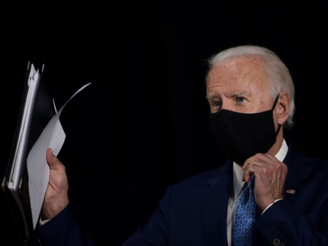 Joe Biden (Brendan Smialowski / AFP / Getty)