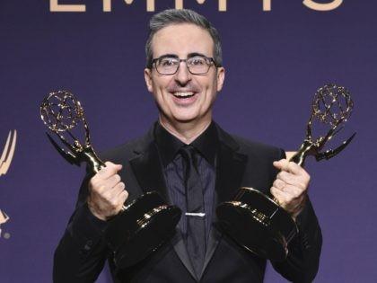 John Oliver Emmys (Frazer Harrison / Getty)