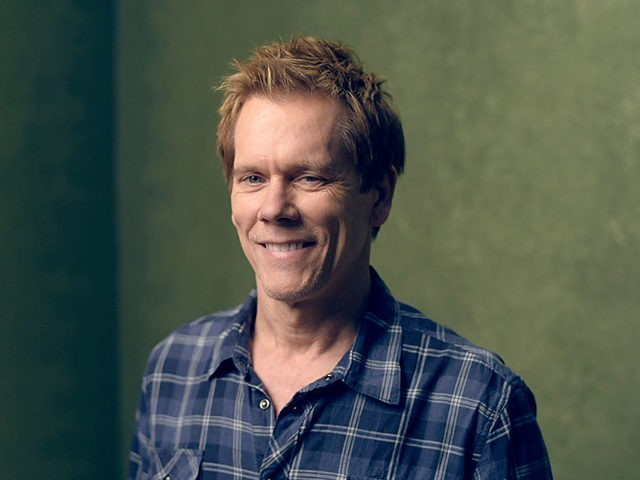 "PARK CITY, UT - JANUARY 24: Actor Kevin Bacon from ""Cop Car"" poses for a portrait at the Village at the Lift Presented by McDonald's McCafe during the 2015 Sundance Film Festival on January 24, 2015 in Park City, Utah. (Photo by Larry Busacca/Getty Images)"