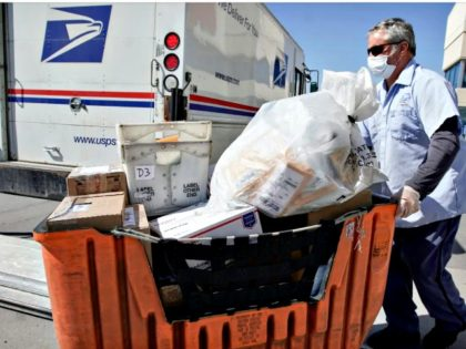 Mail Carrier, Mail Truck