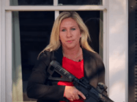 Congressional Candidate with AR-15 Delivers Message to ANTIFA: 'Stay the Hell out of NW Georgia'