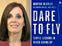 Martha McSally and Book Dare to Fly