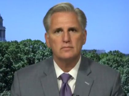 Kevin McCarthy: 'It's Time to Scrap' Section 230 Protection for Social Media Giants