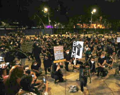 Mexico City Protest