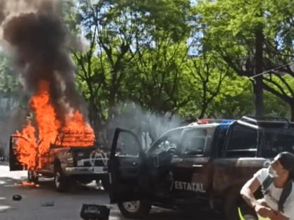 Mexico Riot