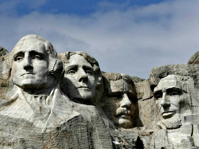 This March 22, 2019 file photo shows Mount Rushmore in Keystone, S.D. Major construction projects at the Mount Rushmore National Memorial in South Dakota are scheduled to begin next week of July 7, 2019. The National Park Service says work will continue through much of 2020. (AP Photo/David Zalubowski