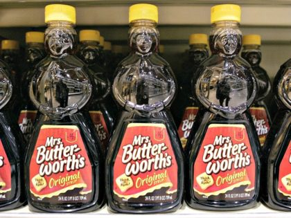 Mrs. Butterworth's Syrup