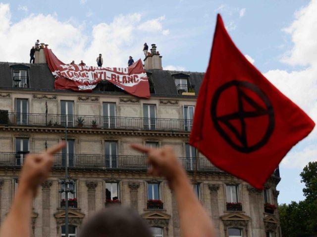 Paris BLM (Thomas Samson / AFP / via Getty)