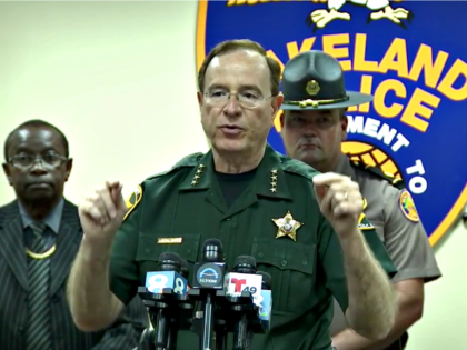 WATCH: FL Sheriff Recommends Armed Residents Blow Looters 'Back Out of the House'