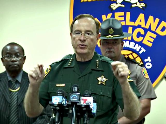 Polk County Florida Sheriff Grady Judd