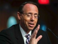 Rod Rosenstein Admits: 'I'm Not Sure I Read Every Word' of FISA Application