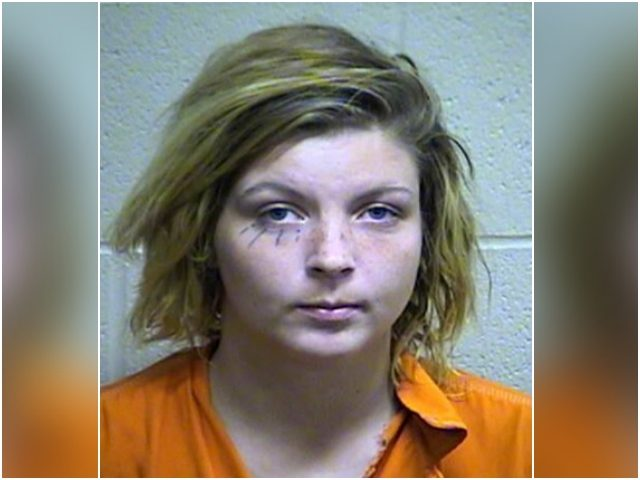 A woman who apparently admitted to throwing a Molotov cocktail …