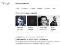 Winston Churchill Google Results