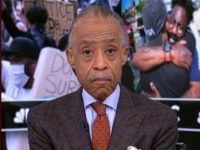 Sharpton: We Must 'Distinguish' Between Those Protesting 'Peacefully' and Those 'Inciting Others'