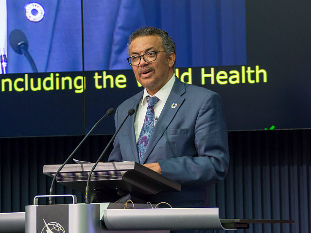 Tedros Adhanom Ghebreyesus - Director General, World Health Organization (WHO)