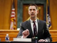 WATCH — Tom Cotton: 'Why Was the Associated Press Sharing a Building with Hamas?'