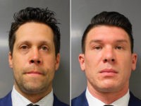 Two Buffalo Policemen Arrested for Allegedly Shoving Elderly Protester