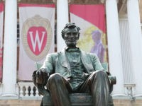 U. of Wisconsin-Madison Student Government Votes to Remove 'Racist' Abraham Lincoln Statue
