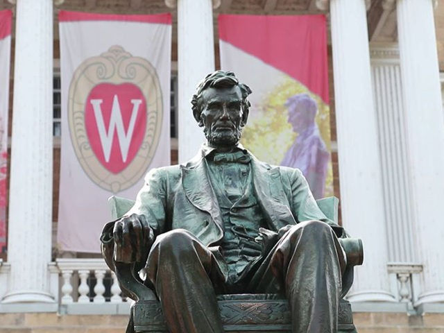 Abraham Lincoln statue, Wisconsin