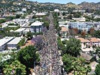 West Hollywood protest June 14 Pride (Mario Tama / Getty)