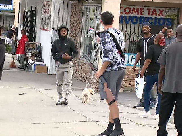 Armed Business Owners Turn Back Alleged Looters in California