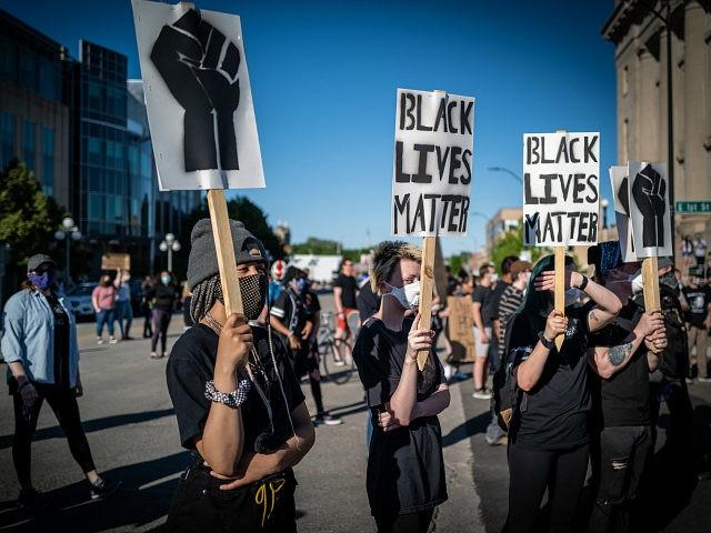 Black Lives Matter George Floyd protests Des Moines