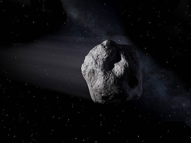 Asteroid the size of Gillette Stadium to speed past Earth Saturday
