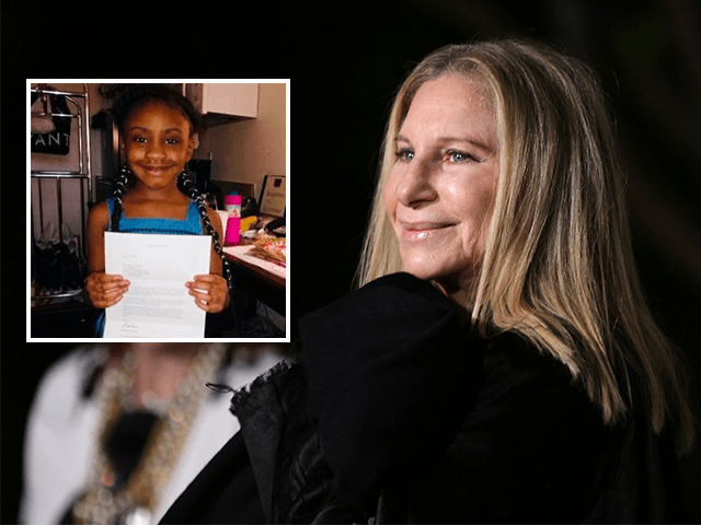 Barbra Streisand gives George Floyd's daughter Gianna Disney stock